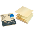 Bloc notas 75x75cm 100hj amarillo zig-zag  BL5644