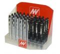 Boligrafo mini i-pad touch 10.8cm negro-cromo  BO9249