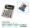 Calculadora 12 dig.centrum 12x9cm  CA83401