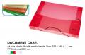 Carpeta proyecto polip.33x24cm 25mm ancho 600micras  CA80019