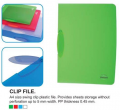 Dossier pinza clip a4 colores  DO80018