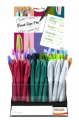 Exp.52 rotuladores pincel pentel 24 colores  EX15052