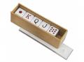 Jgo.5 dados de poker 16mm  JU075