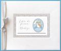 Libro de firmas bautizo niño  LI42350