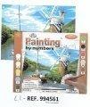 Libro kit pintara x numerosd + accesorios  LI4561