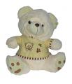 Peluche oso con jersey 55cm  MU490