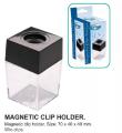 Portaclips magnetico negro  PO80477