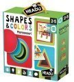 Puzzle educativo formas y colores  PU24780