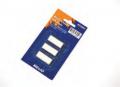 Set 3 recambios almohadillas p/numerador KW  RE007